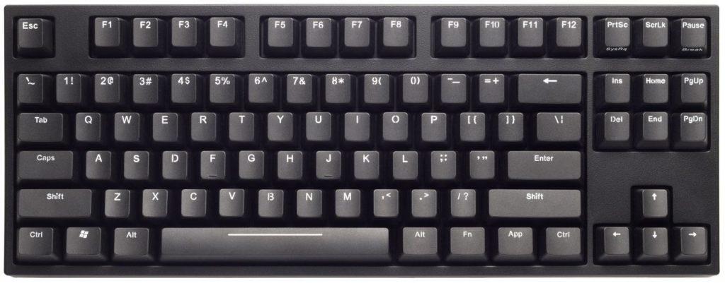 英語語配列(US配列)キーボード